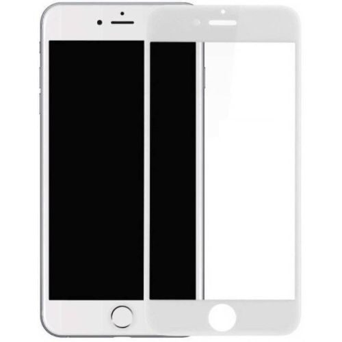 Apple iPhone 7 Tempered Glass White High Quality 1