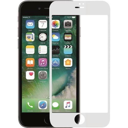Apple iPhone 6S Tempered Glass White High Quality 6D 1