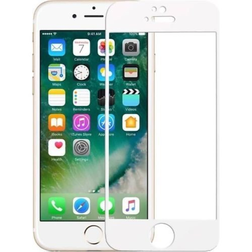Apple iPhone 6 Tempered Glass White High Quality 1