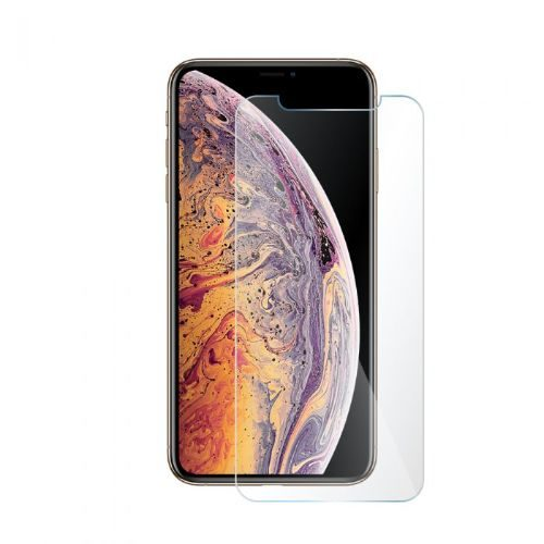 Apple iPhone XS Max Tempered Glass 0.3mm Plain Transparent 1