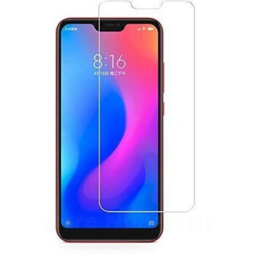 Redmi 6 Pro Tempered Glass 0.3mm Plain Transparent 1