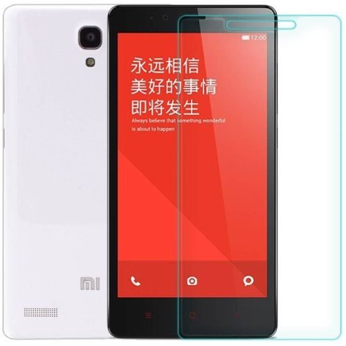 Xiaomi Redmi Note 3G 4G Tempered Glass 0.3mm Plain Transparent 1