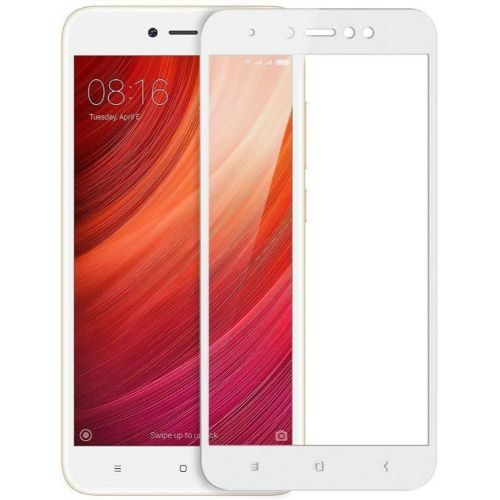 Redmi Y1 Tempered Glass White High Quality 1