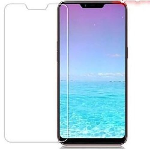 Oppo A5 Tempered Glass 0.3mm Plain Transparent 1