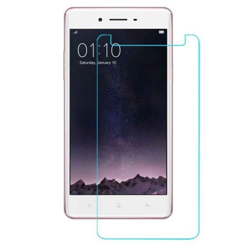 Oppo F1 Tempered Glass 0.3mm Plain Transparent 1