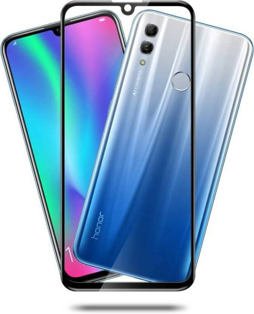Huawei Honor 10 Lite Tempered Glass Black High Quality 3