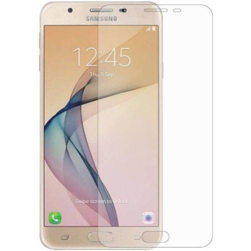 Samsung Galaxy J7 Prime Tempered Glass 0.3mm Plain Transparent 1