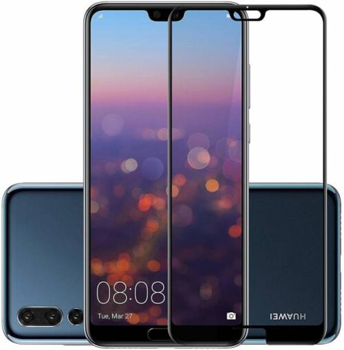 Huawei Honor P20 Pro Tempered Glass Black High Quality 2