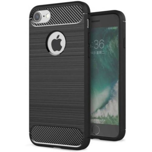 Apple iPhone 6 Hybrid Soft Black Cover