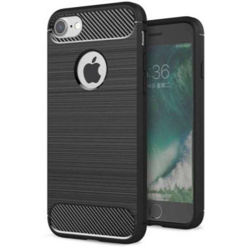 Apple iPhone 6 Hybrid Soft Black Cover