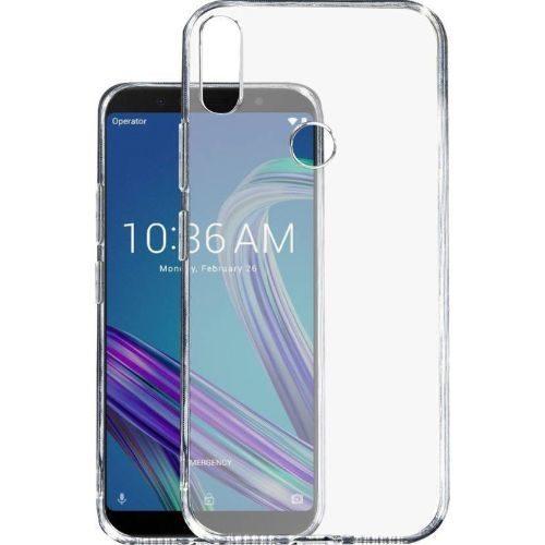Asus Zenfone Max M1 Transparent Back Cover Case 1