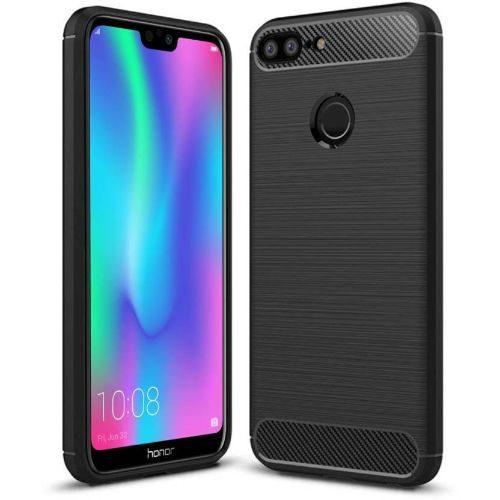 Honor 9N Hybrid Soft Black Cover Case 1
