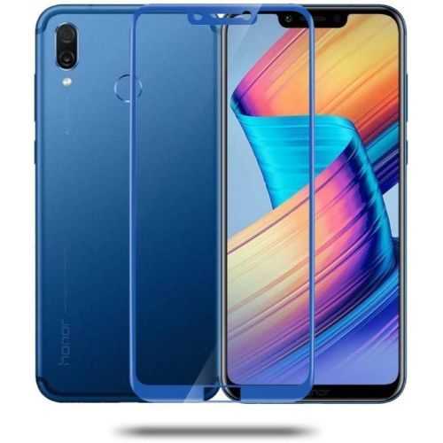 Honor Play Tempered Glass Full Glue 6D Blue Color 1