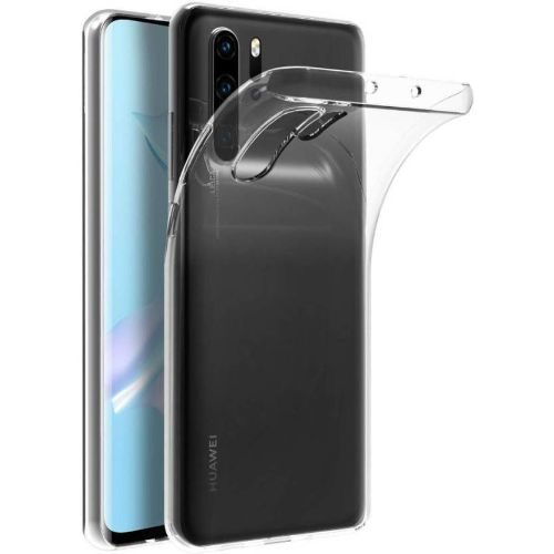 Huawei P30 Pro Transparent Back Cover Case 1
