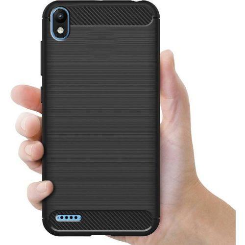 Infinix Smart 2 Hybrid Soft Black Case 1