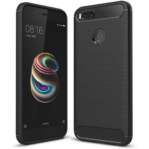 Xiaomi Mi A1 Hybrid Soft Black Cover 1
