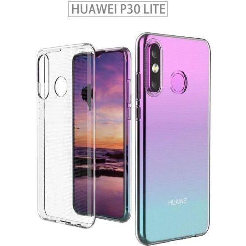 Huawei P30 lite Transparent Back Cover 1