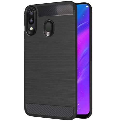 Xiaomi Redmi 7 Back Cover Case Black Color Hybrid 1