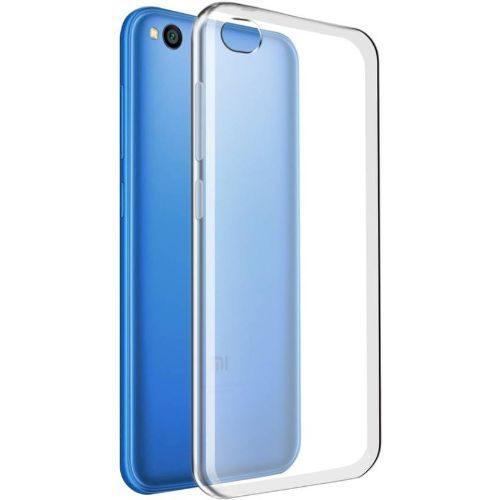 Xiaomi Redmi GO Transparent Soft Back Cover Case 1
