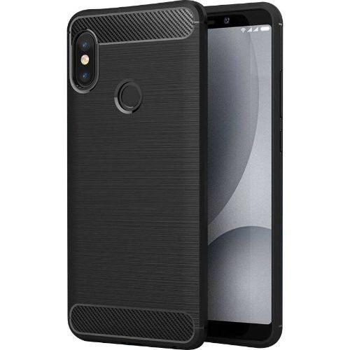 Redmi Note 5 Pro Hybrid Soft Black Cover 1