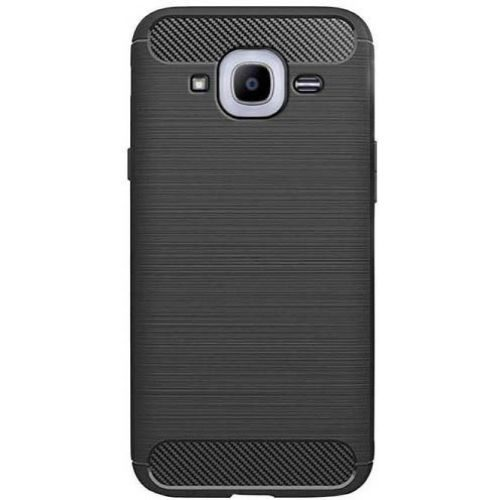 Samsung Galaxy J2 2016 Hybrid Soft Black Cover 1