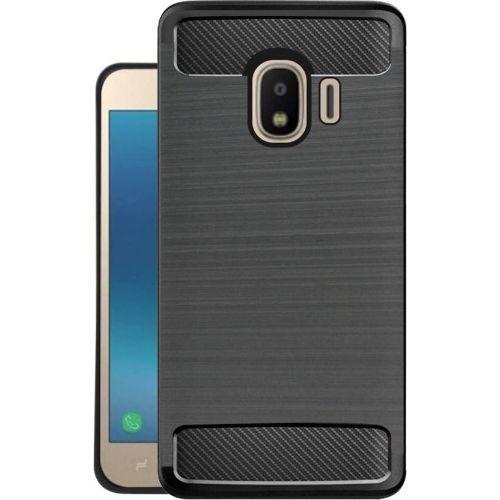 Samsung Galaxy J2 2018 Hybrid Soft Black Cover 1