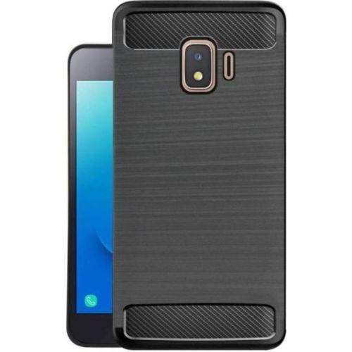 Samsung Galaxy J2 Core Hybrid Soft Black Cover Case 1