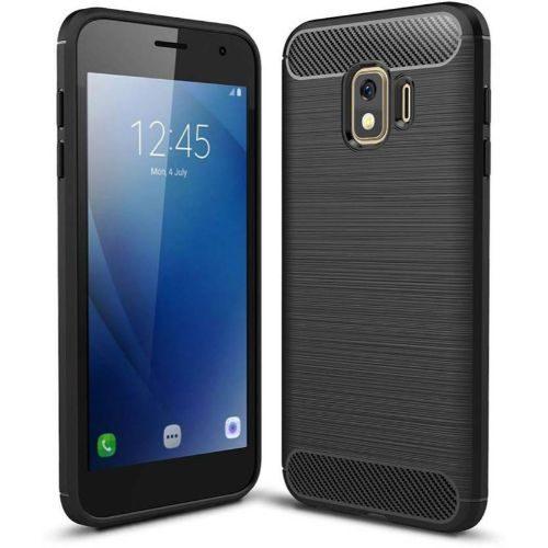 Samsung Galaxy J2 Core Hybrid Soft Black Cover 1