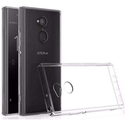 Sony Xperia L2 Dual Transparent Soft Back Cover Case 1