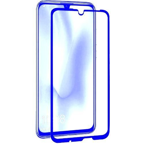 Honor 10 Lite Tempered Glass Full Glue 6D Blue Color 1