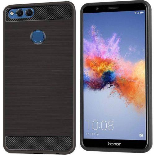 Honor 7X Hybrid Soft Black Cover 1