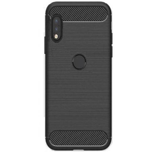 Huawei P20 Lite Hybrid Soft Black Cover OG 1