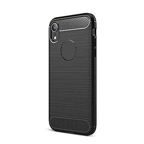Apple iPhone XS Max Hybrid Soft Black Cover 1