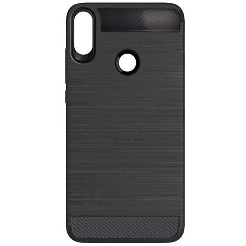 Redmi Note 7 Back Cover Black Color Hybrid 1