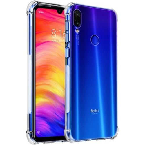 Redmi Note 7 Transparent Soft Back Case Premium 1