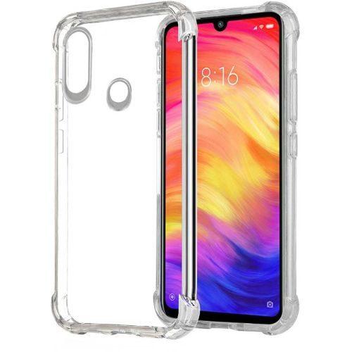 Xiaomi Redmi Y3 Transparent Soft Back Case Premium 1