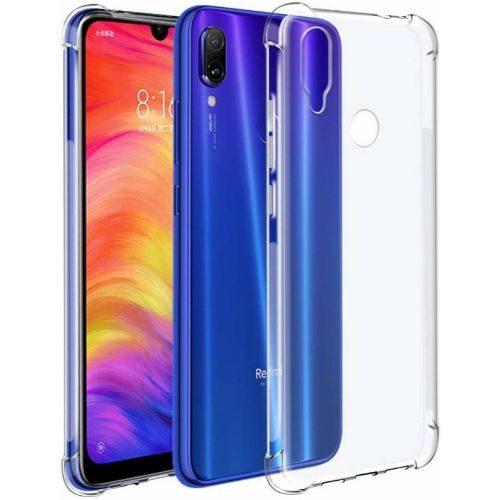 Xiaomi Redmi Y3 Transparent Soft Back Cover Case Premium 1