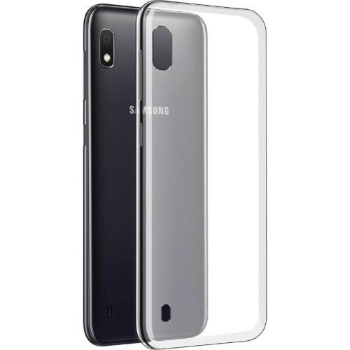 Samsung Galaxy A10 Transparent Soft Back Cover Premium 1