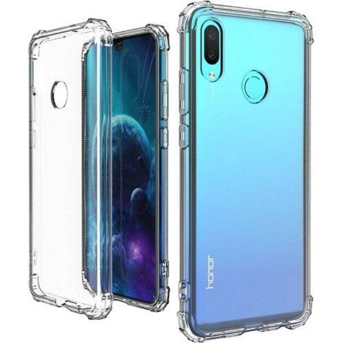 Honor 10 Lite Transparent Soft Back Cover Case 1