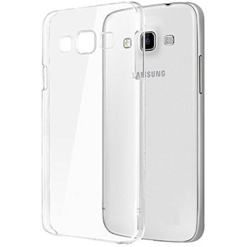 Samsung Galaxy J2 - 2015 Transparent Soft Back Cover Case 1