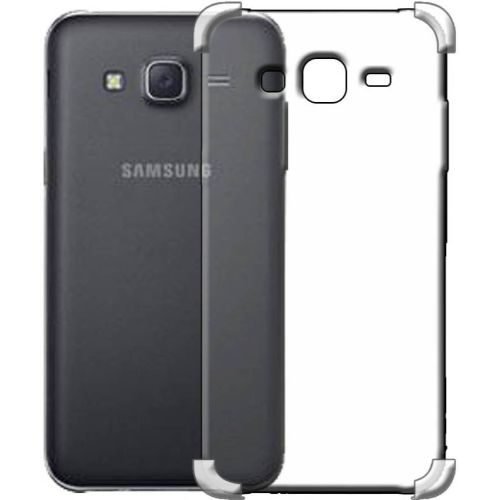 Samsung Galaxy J2 - 2015 Transparent Soft Back Cover Case 1