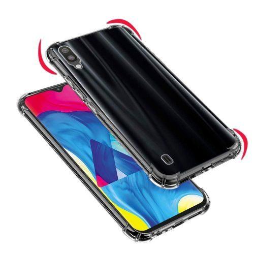 Samsung Galaxy M10 Transparent Soft Back Cover Premium 1