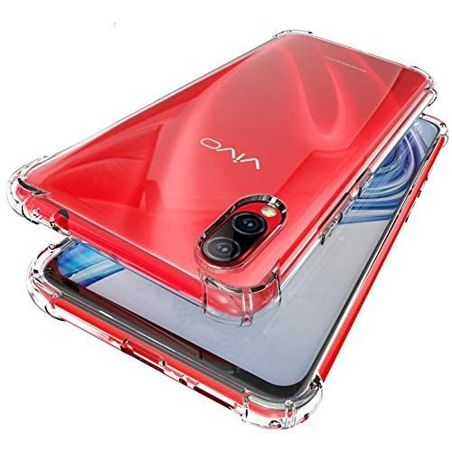 Vivo V11 Pro Transparent Soft Back Case Premium 1