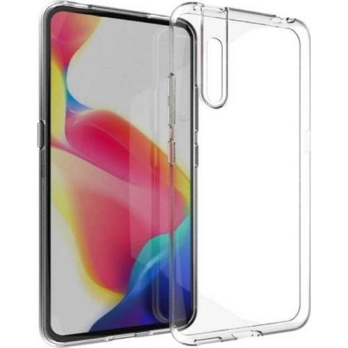 Vivo V15 Pro Transparent Soft Back Cover 1