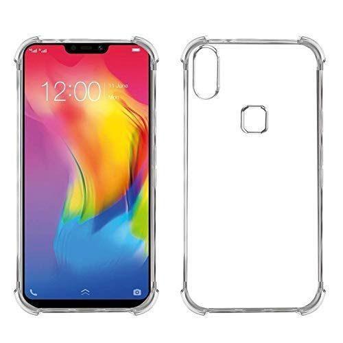 Vivo Y83 Pro Transparent Soft Back Cover Case 1