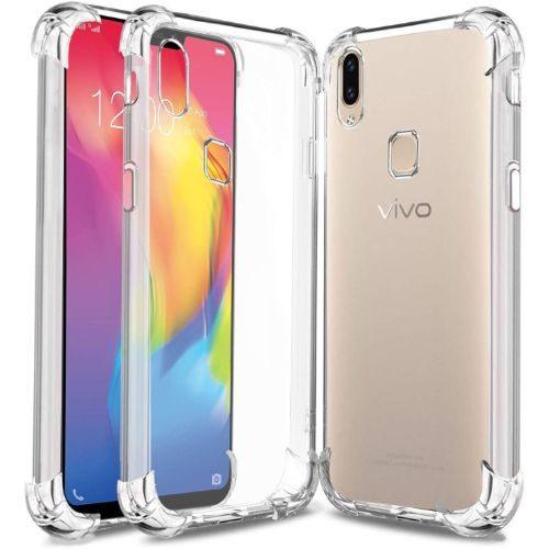 Vivo Y83 Pro Transparent Soft Back Cover Case Premium 1