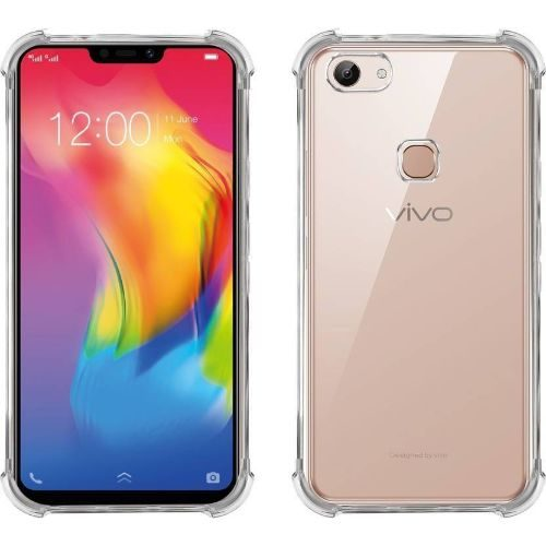 Vivo Y83 Transparent Soft Back Cover Case 1