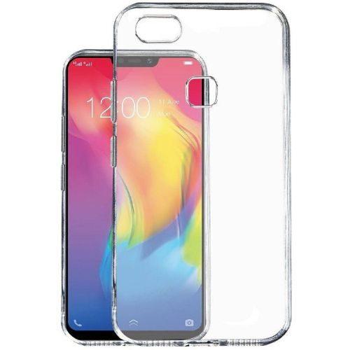 Vivo Y83 Transparent Soft Back Cover Case Premium 1
