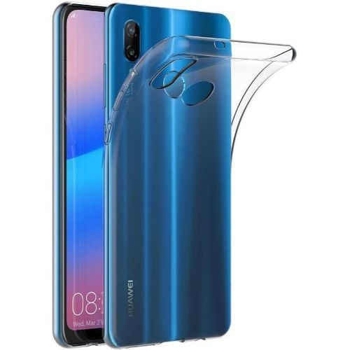 Honor 8C Transparent Soft Back Cover 1