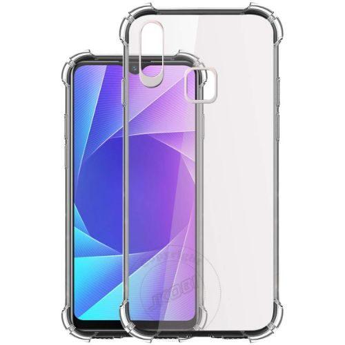 Vivo Y95 Transparent Soft Back Cover Case 1